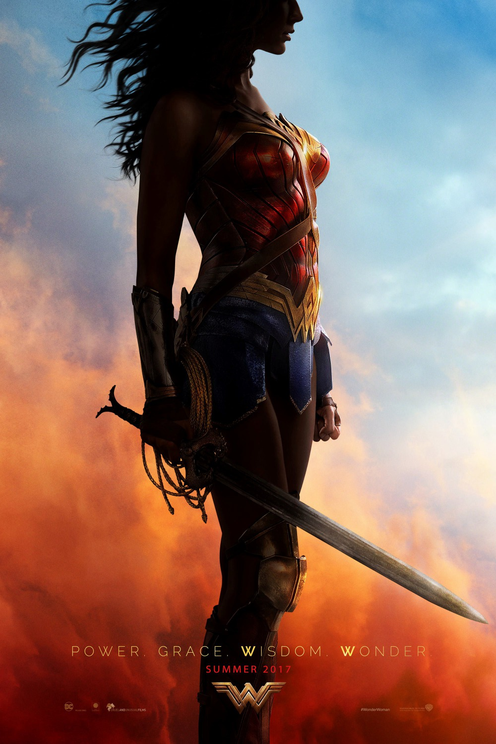 wonder woman xlg